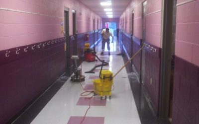School Cleaning Services Reduce Flu Outbreaks in Schools