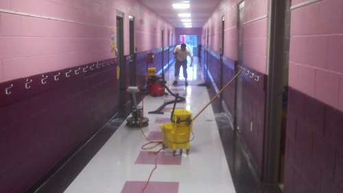 Commercial Cleaning, Janitorial and Facilities Maintenance in Maryland