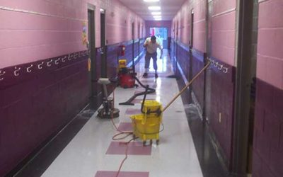 What is the Difference Between Janitorial Services and Commercial Cleaning?