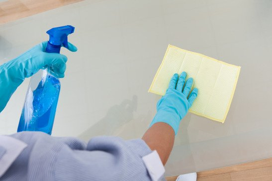 Corona Cleaning Checklist