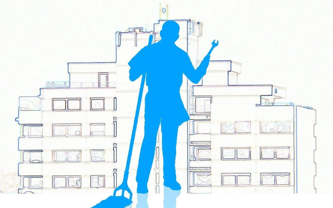 The Difference Between Commercial Cleaning and Janitorial Services