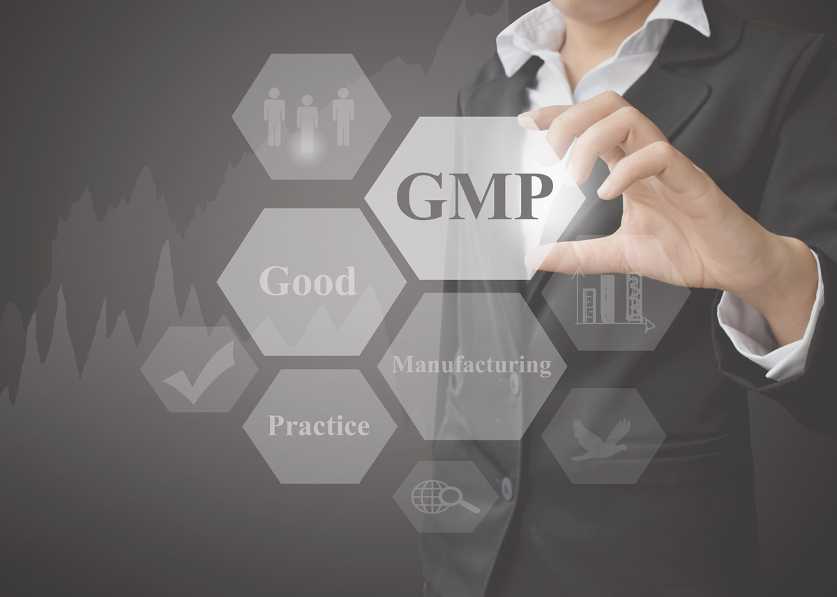 GMP Cleaning